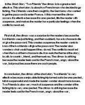 essay story about friendship docoments ojazlink short essay friendship day