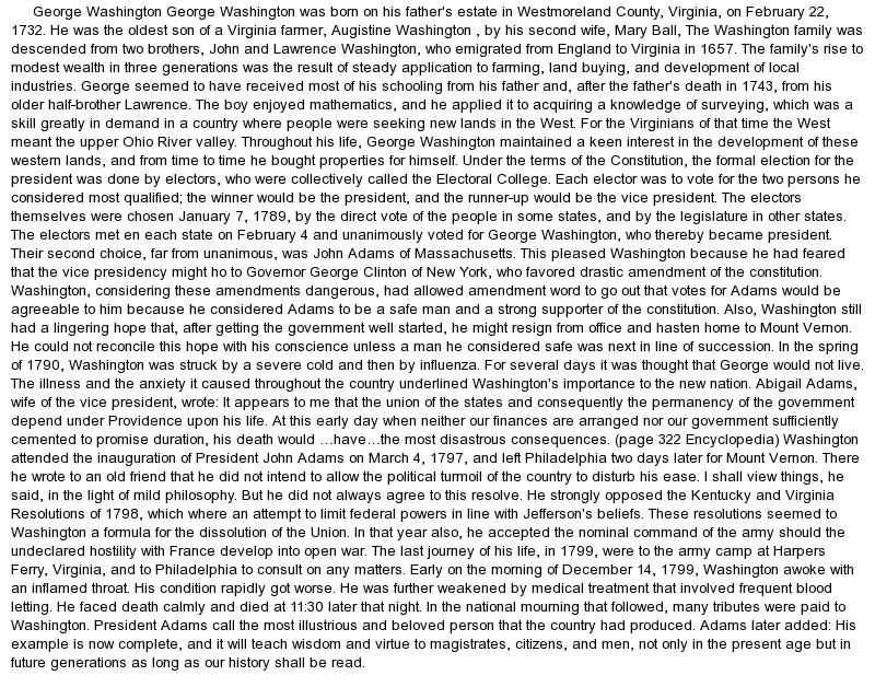 George Washington Carver Book Report at essays42-com.com.pl