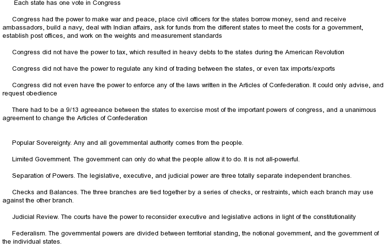 articles of confederation essay reasons why the articles of confederation failed essay