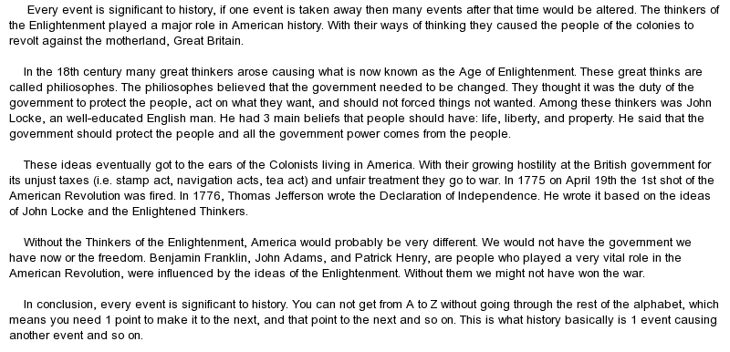 thematic essay french revolution Thematic essay the american revolution was characterized by a series of social and political shifts that occurred in american society as new republican ideals took hold in the gentry of the colonies this time period was distinguished by sharp political debates between radicals (mudwumps) and moderates over the role that democracy should play in a government.