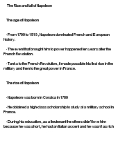 downfall of napoleon essay Napoleon-rise to fall essays napoleon-rise to fall essaysnapoleon came to power when france was at its  the rise and fall of napoleon bonaparte essay example .
