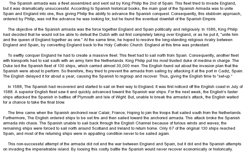 spanish essays about vacations Hey everyone, i'm studying for a spanish exam right now and i wrote a short spanish essays about vacations essay about what i did during my last summer holidays.