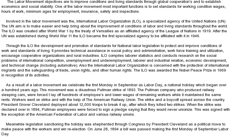 essay on labour day in english docoments ojazlink labor day essay labour subscribe now