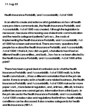 essay of health insurance