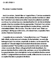 student essays on physician assisted suicide