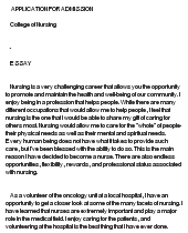 registered nurse essay docoments ojazlink essay on registered nursing