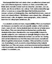 essay responsibilities of a good citizen docoments ojazlink a students responsibility at com