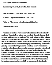 canadian diversity essay The myth of canadian diversity essay click here thesis binding in oxford perfect for students who have to write midnight's children essays through his.