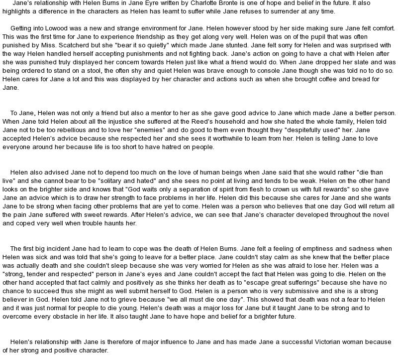 helen essay
