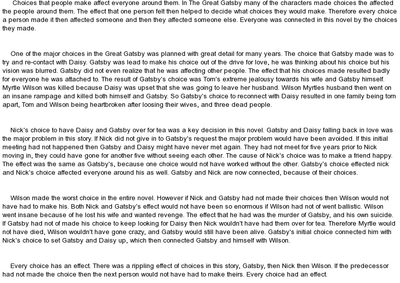 "argumentative essay the great gatsby If you've looked up the great gatsby movie,  isn't one ""best"" great gatsby movie or one best great gatsby  tips for constructing this kind of essay."