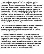 American Dream Essay Ideas