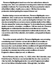 florence nightingale environment theory florence nightingale ...