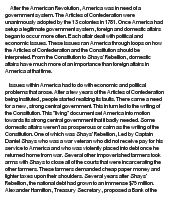 washingtons farewell address essay A summary of division into parties and george washington's farewell address in 's building the state (1781-1797) learn exactly what happened in this chapter, scene, or section of building the state (1781-1797) and what it means.