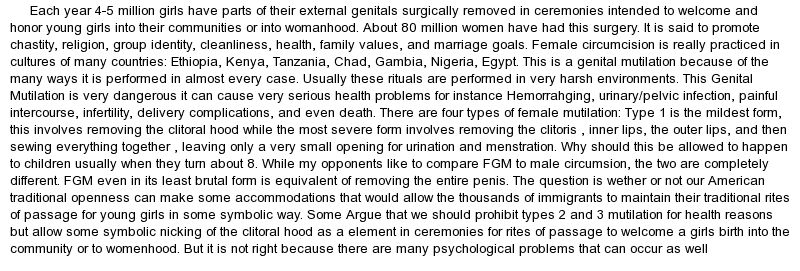 fgm female genital mutilation essay pneumotec com ua fgm female genital mutilation essay