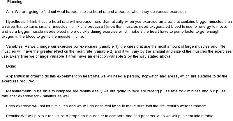 Essay-Writing Exercises