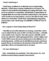 What is Alternative Energy    Definition   Sources   Video     Conserve Energy Future wind power essay Rydo ipnodns ru ipnodns ru wind power essay limited time  offer buy it no w markedbyteachers com wind farms