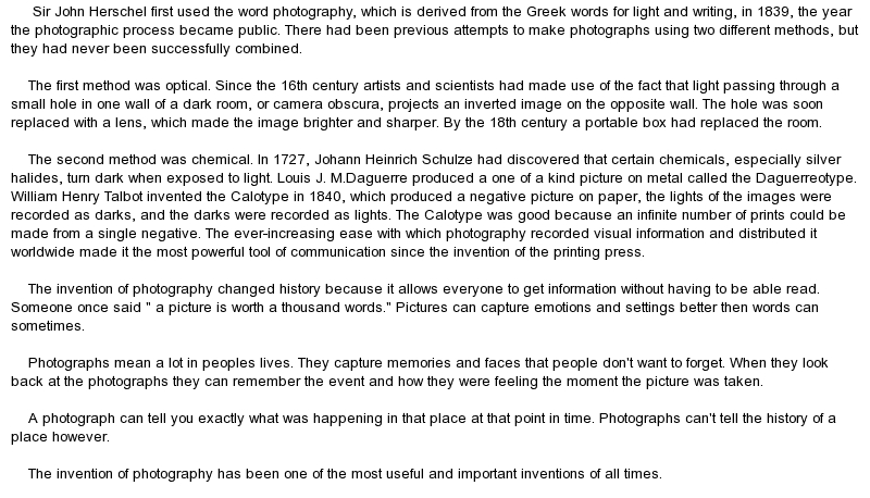 Gestalt in Photography Assignment – Essay Plan and Outline | Philip ...