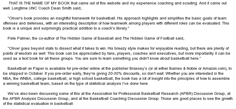 Basketball essay topics