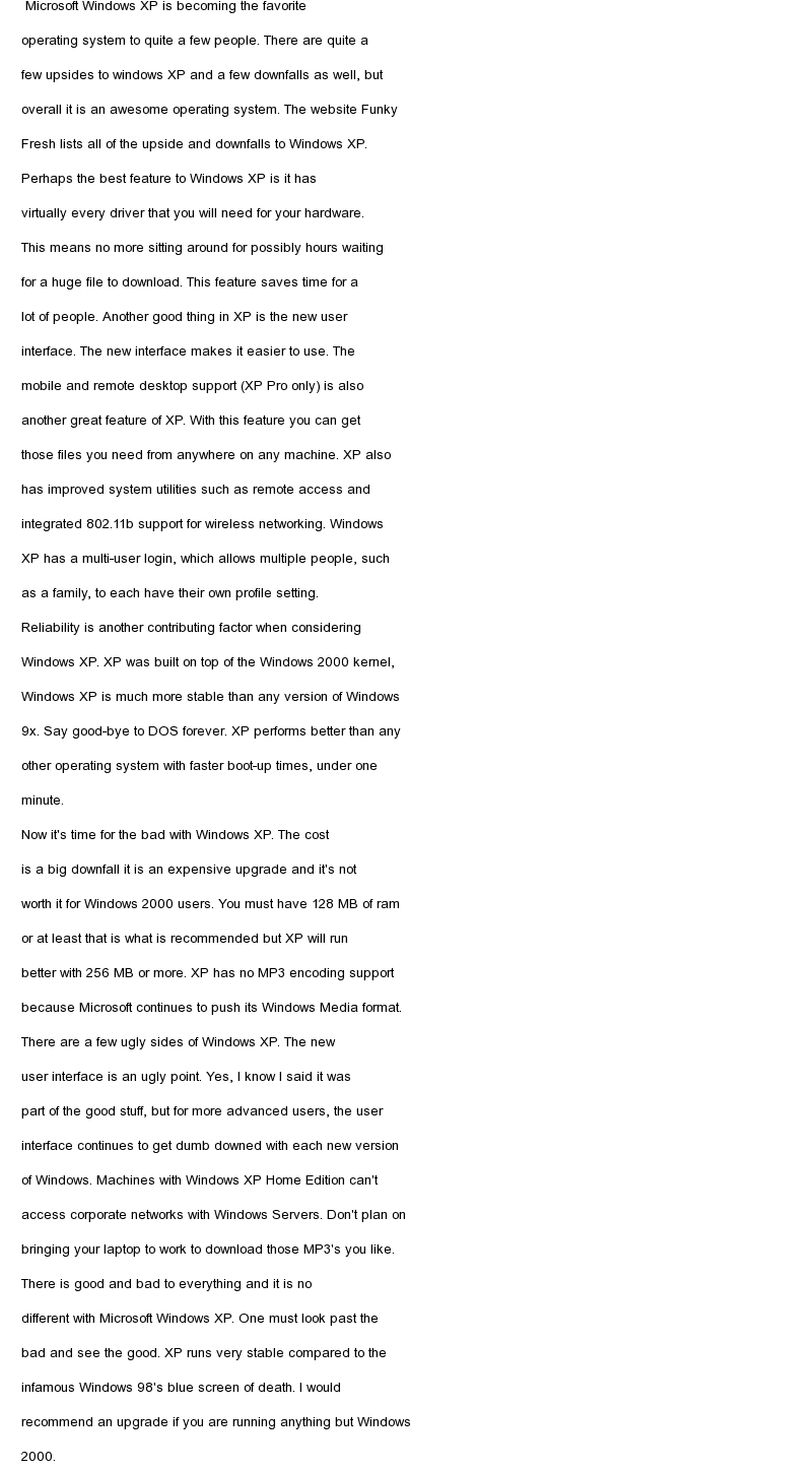 essay writer xp