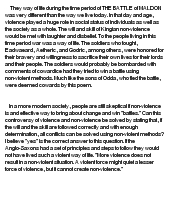 battle of maldon essays At maldon by jo morgan is a book-length poem retelling the story of the battle of maldon in modern english kv johansen 's short story anno domini nine hundred and ninety-one, in the collection the storyteller and other tales is a retelling of the battle of maldon.