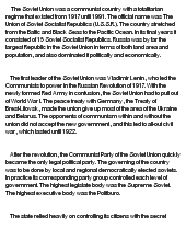 the fall of russia essay