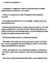 Essays on human resource development