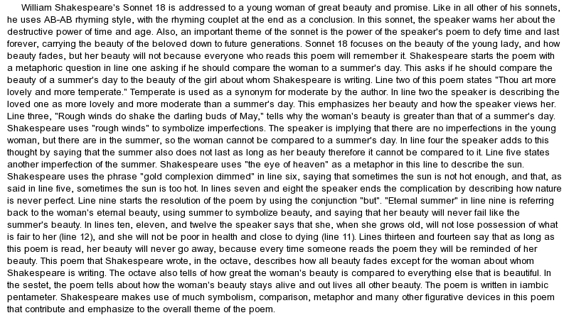 higher english essay Higher still notes higher english notes critical essay page 2 wwwhsnuknet hsn41101 this perhaps introduces another flaw in juliet™s character: her trust in the.
