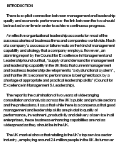 the importance of leadership essay In this essay, leadership will be defined and analysed a detailed leader   leadership is one of the most important skills in nurse managers it is a process  of.