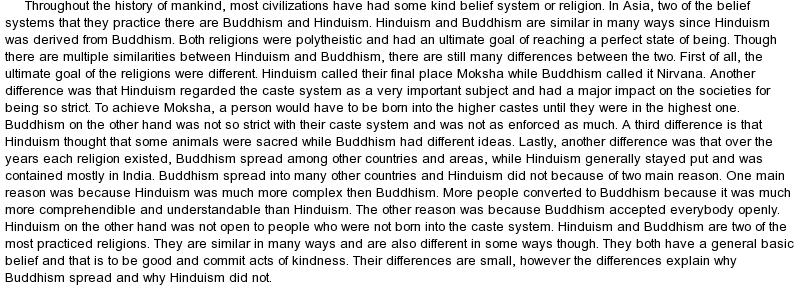 view buddhism essay Reality in buddhism is  —attempting to incorporate both the natural and the spiritual into its overall world view buddhist teachings continue to explore.