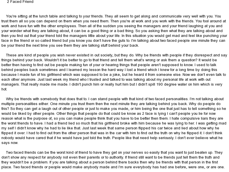 anger emotion essay