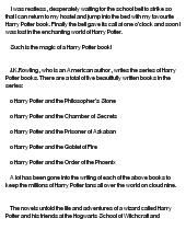 Harry Potter Schoolbooks