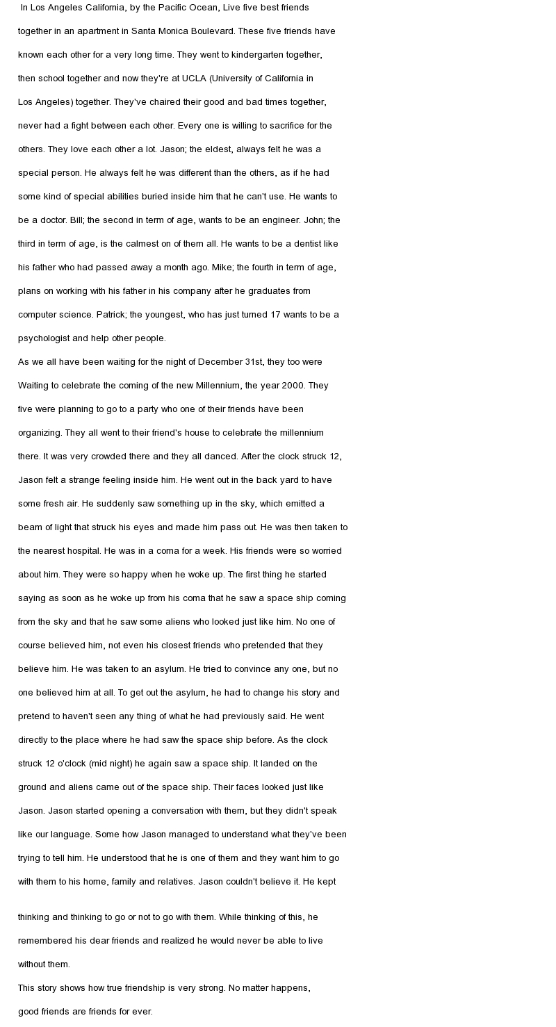 alien from earth essay Aliens essay - case studies buy pointed out that there is enough evidence to support the fact that alien civilizations visit the earth often and that this.