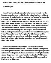 Revolutionary movements in russia essay